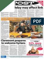 POST Newspaper for 19th of September, 2015