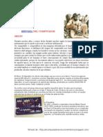 Historia y Origen Del Computador