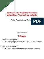5_Matematica Financeira e Inflacao
