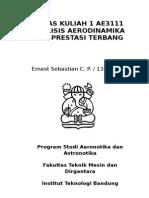 Basic aircraft analysis using DATCOM+