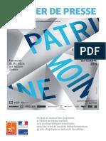 Journées Européennes Du Patrimoine 2015 - Seine-Maritime