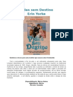 Erin Yorke - Vidas Sem Destino (CLR)