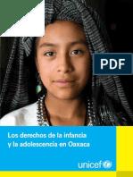 Derechos de la infancia y la adolescencia en Oaxaca