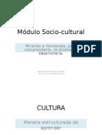 Formacion Socio-politica. Area Socio-cultural