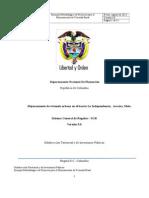 Proyecto Mejoramiento de Vivienda Acacias Meta...
