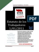 Estatuto Trabajadores 2011