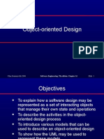 Object-oriented design