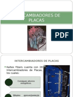 INTERCAMBIADORES DE  PLACAS.ppt