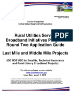 BIP Application Guide Round 2 Issued 03-09-2010