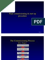 30342462 Plant Commissioning Start Up Procedure 1