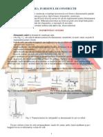 Cotarea _in desenul de constructii