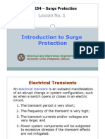 Surge Protection Introduction