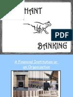 Merchant Banking Ppt