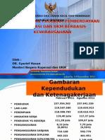 Menumkm- Paparan Menteri Ukm & Koperasi
