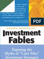 Investment Fables (2004) - Aswath Damodaran