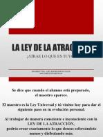 EXITO PARA TODOS - La Ley de la Atraccion