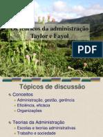 Te or Administ Tay l Fayol