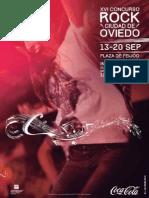Bases Concurso de Rock 2013