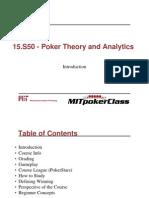 Mit15 s50iap15 l1 Intro Poker Course