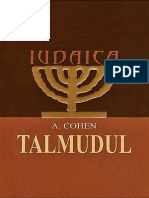 Abraham Cohen - Talmudul Evreiesc