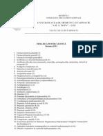 Tematica Licenta 2013