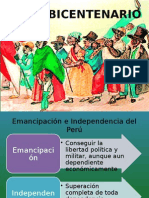 Plan Bicentenario- Hacia el Perú 2021