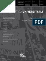 Politica Universitaria Nº2 2015, IEC