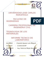 Informe Tecnico de Laboratorio