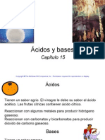Diapositivas Acido Base y pH