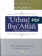 81207852 the Biography of Uthman Ibn Affan R Dhun Noorayn1