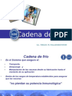 Exposicion San Pedro Cadena de Frio