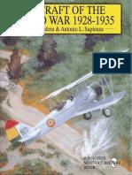 Aircraft of the Chaco War 1928-1935