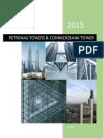 Informe sobre Torres Petronas y Edificio Commerzbank