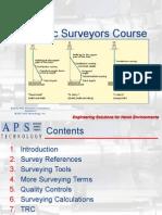 Survey Course - APS Format