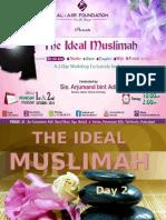 Ideal Muslimah DAY 2 (Final)