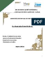 Barajas Fonologicas
