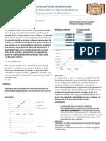 P5.2.Bioquímica..Efecto de La Concentracion de Enzima Sobre La Velocidad de Reaccion