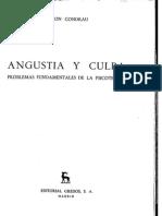 Angustia y Culpa Gion Condrau