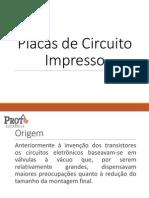 Historico e Aplicacoes PCI