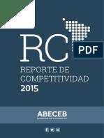 Reporte de Competitividad 2015
