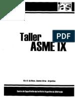 ASME IX Parte I