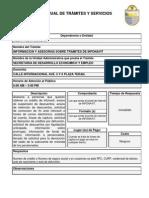Manual de Tramites y Servicios Desarrollo Economico