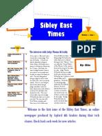 Sibley East Times Vol1.p1