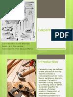 Carpentry Tools Presentation
