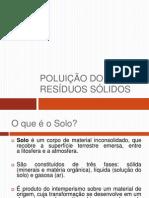 Poluição Do Solo PDF