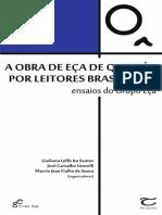 A Obra de Eça de Queirós Por Leitores Brasileiros