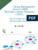 Internet Group Management Protocol (IGMP) Multicast Listener