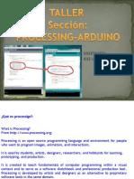 Taller Arduino Intermedio Uso de Processing 2