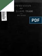 Suppression of the Slave Trade