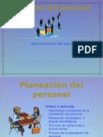 Planeacion Del Personal
